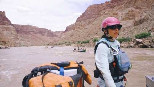 Meet the Queen of Cataract Canyon