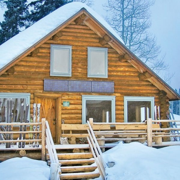 Backcountry Cabin Escapes
