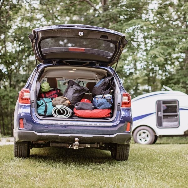 How to Set Up Your Subaru Outback for Car Camping