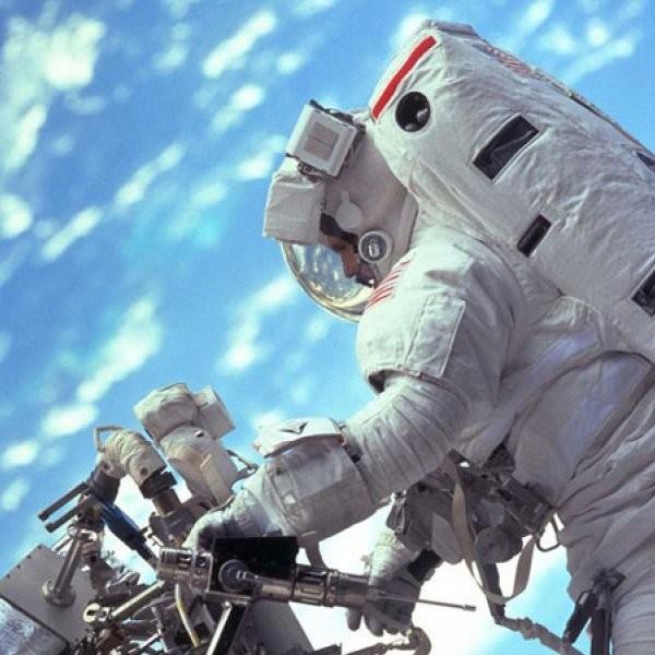 "NASA Defies ""Gravity"""