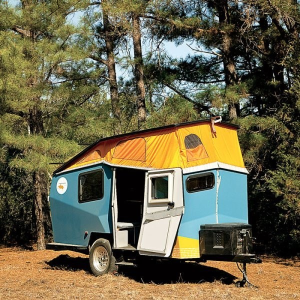 Buggin' Out: The Ultimate Camper