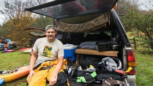 The Rowdiest Kayak Race in America (Spectators Included)