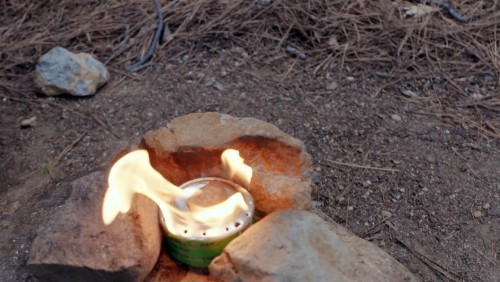 How to Turn a Beer Can Into a Camp Stove