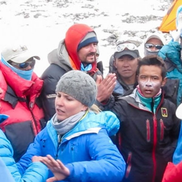 The Everest Brawl: A Sherpa's Tale