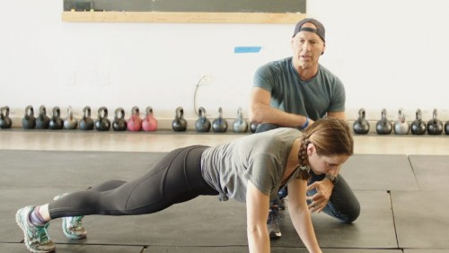 Moves: The Minimalist's Strength Workout