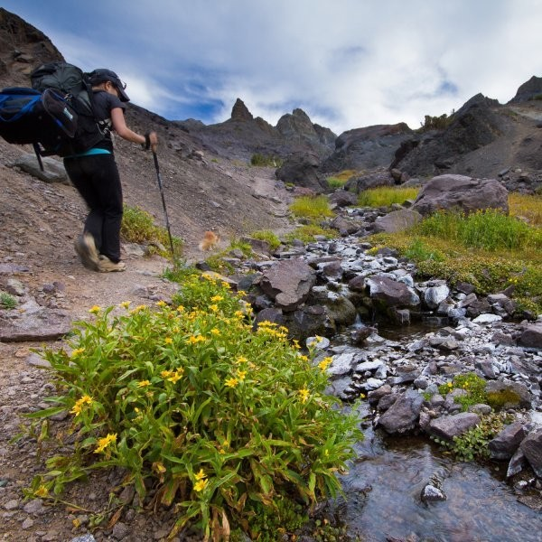 Meet the Pacific Crest Trail's Resident Food Magician