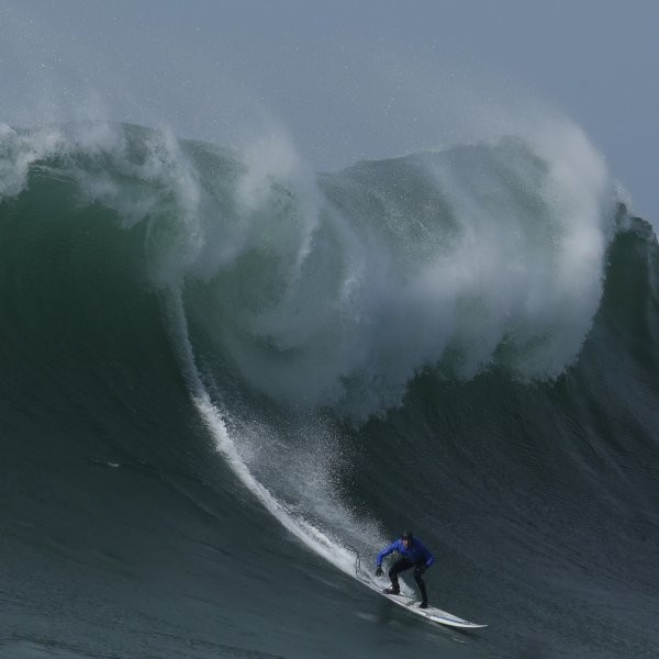 The Waves Are Massive in California Right Now