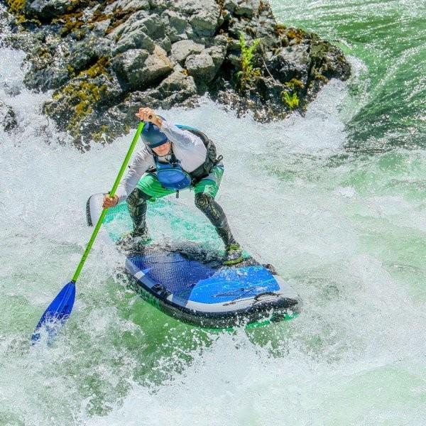 The Mental Tricks of SUP Adventurer Paul Clark