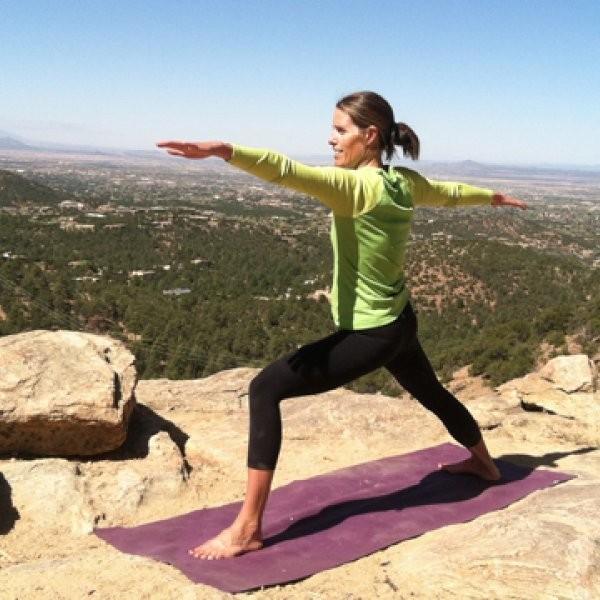 Cross-Training With Trail Yoga