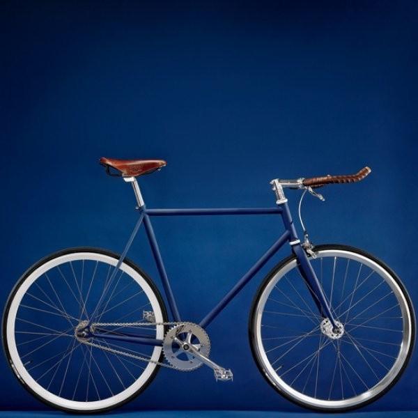 'Outside' Builds a Bike