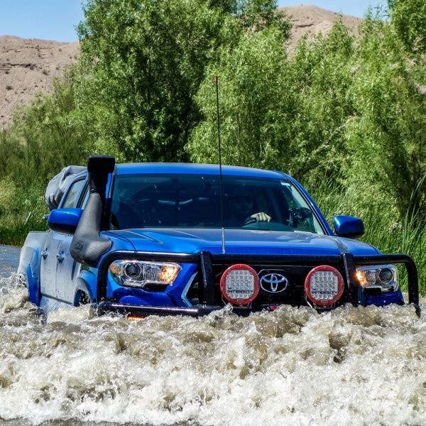 Following Wagon Tracks Through the Mojave Desert In the Most Capable Toyota Tacoma Yet