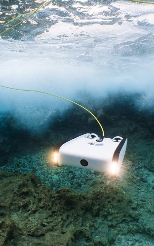 How Cheap Robots Are Transforming Ocean Exploration