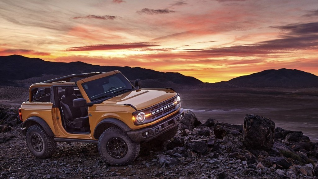 The 2021 Ford Bronco Is the Most Capable SUV Ever