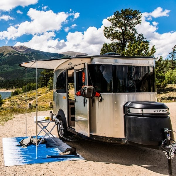 The New Airstream Basecamp Is Perfect for Weekend Exploring