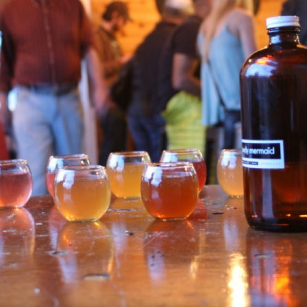 Kombucha and the Booze-Free Kegger