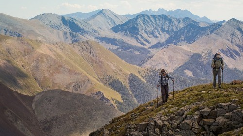 The Sangre de Cristo Range Is Not for the Casual Hiker