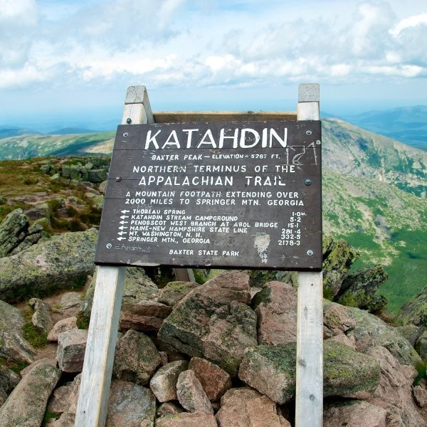 She Survived a Stabbing, then Climbed Mount Katahdin