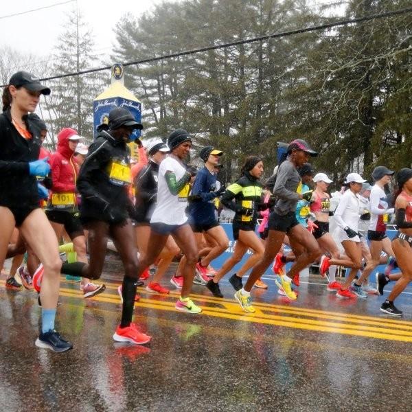 The Boston Marathon Stands Up for Sub-Elite Women