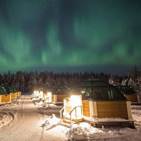 5 Places to Snow Camp (Without Really Snow Camping)