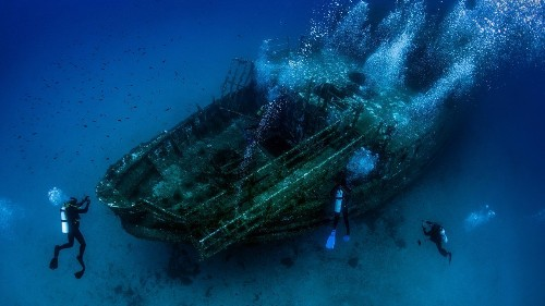 The Top 10 Most Mysterious Shipwrecks of All Time