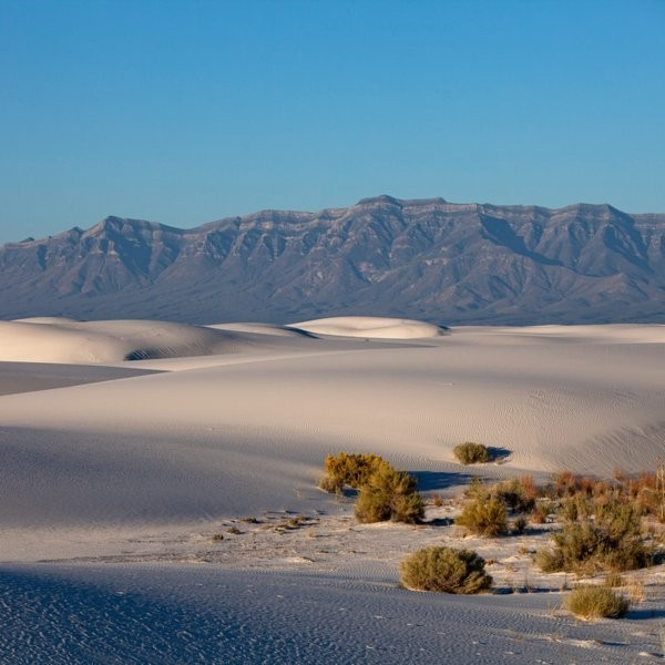 New Mexico's White Sands Is Officially a National Park