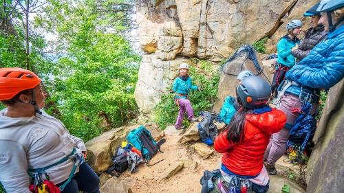 Rock Climbers Need the Equivalent of Avy 1 Training