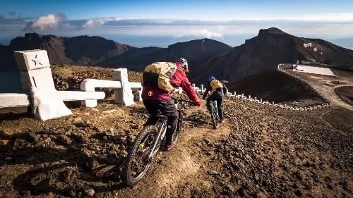 Mountain Biking in North Korea