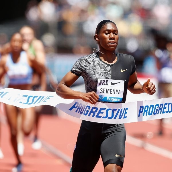 Caster Semenya Is Barred from the World Championships