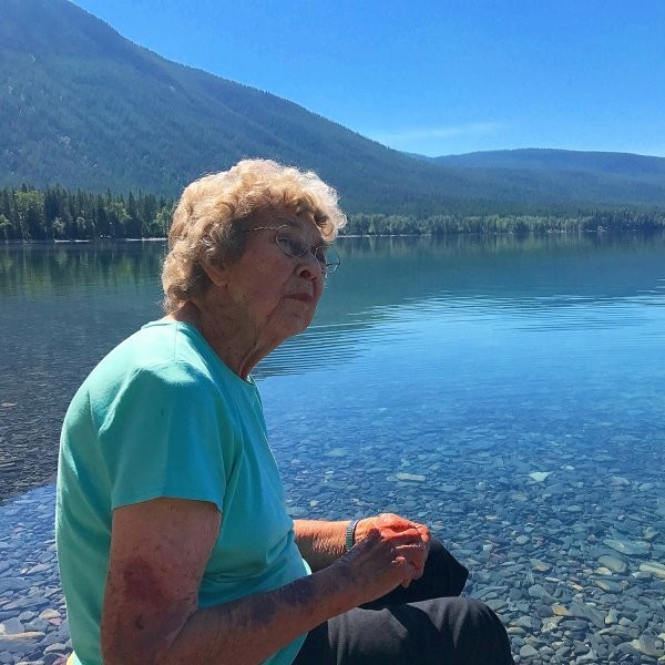 This Grandma Is Visiting Every National Park