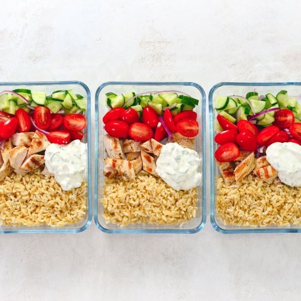 Meal Prep Right with These Food Storage Containers