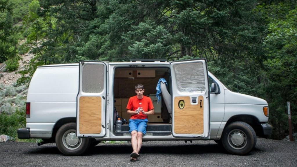 Alex Honnold's Ultimate Adventure Vehicle