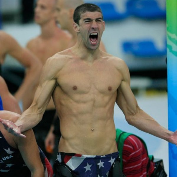 Can Michael Phelps Win Again?