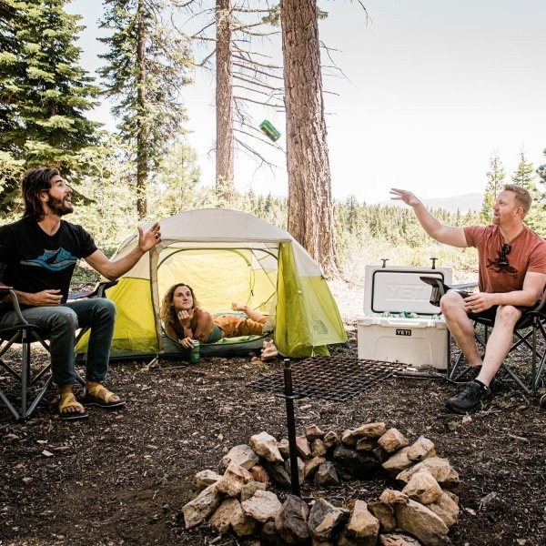 5 Ways to Impress Your Friends at the Campsite
