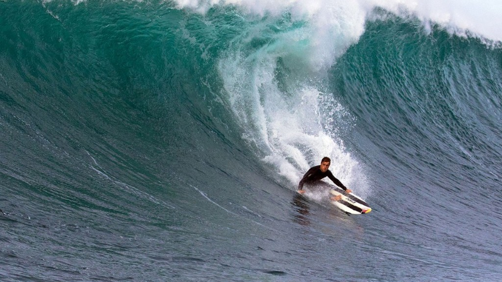 Training for Big-Wave Surfing? It's All in Your Head.