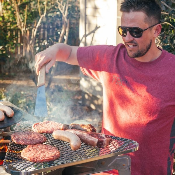 Wood-Burning Grills You Can Pack for Your Next Tailgate