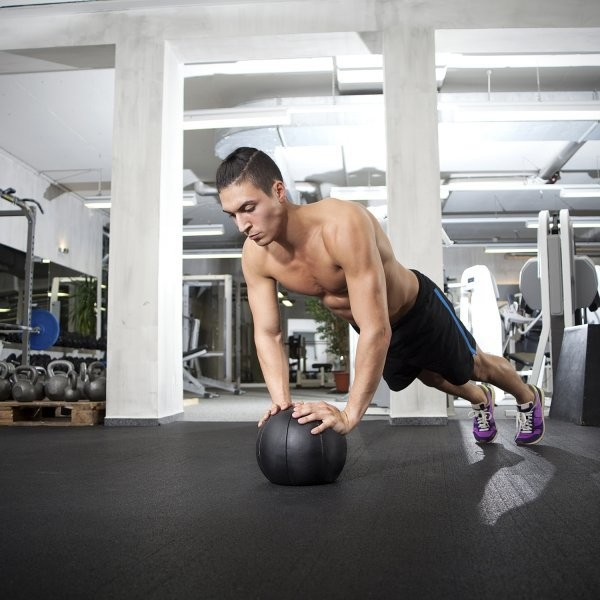The Medicine Ball Wednesday Workout