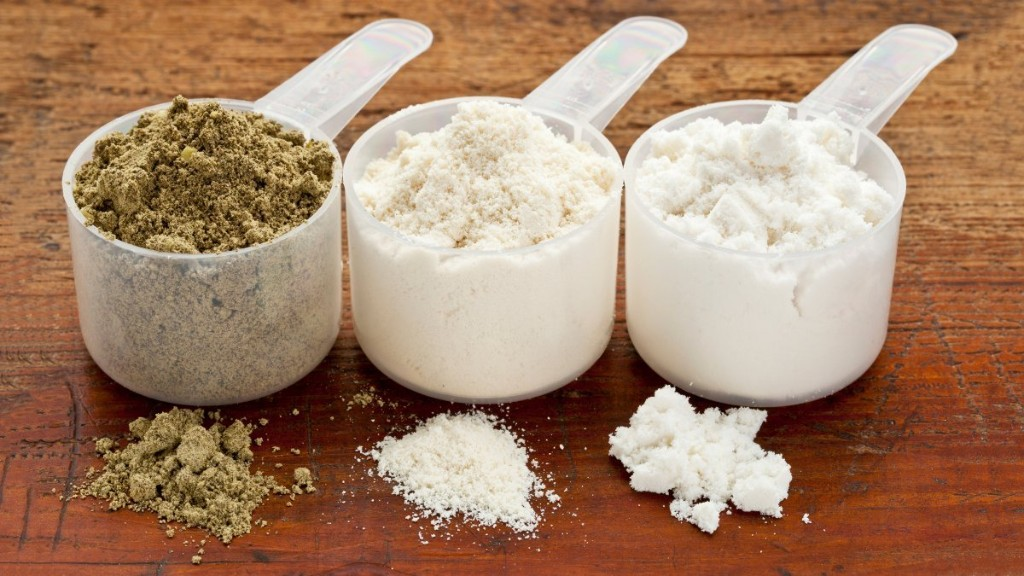 Everything You Need to Know About Protein Powders