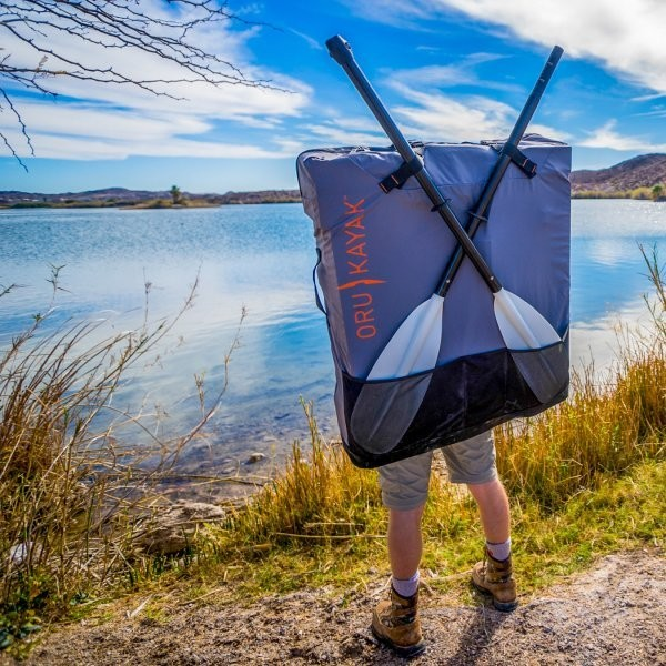 365 Days in the Oru, the World's Most Interesting Portable Kayak