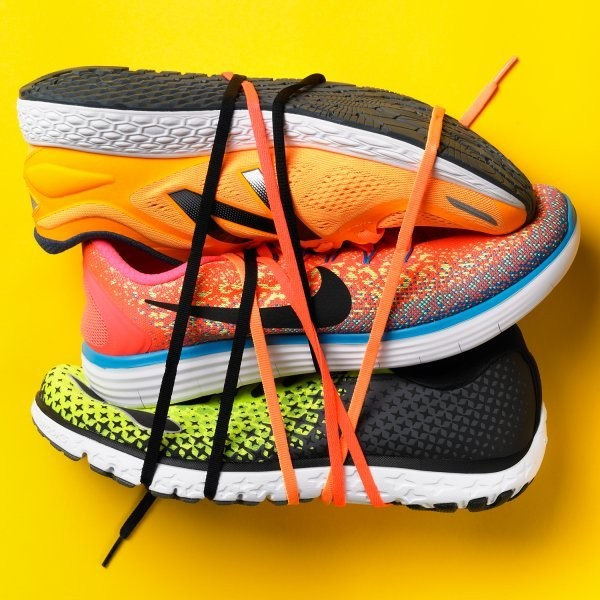 6 Cushy Trainers for Hitting the Road