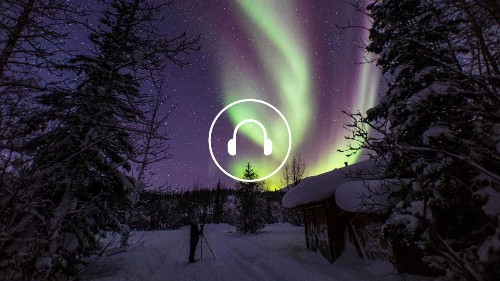 Seeking Magic and Solace in the Northern Lights