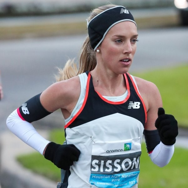 Emily Sisson Will Outrest and Outrun You