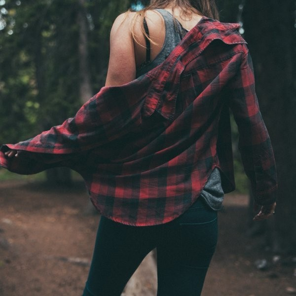 Our Favorite Fall Flannels for Women