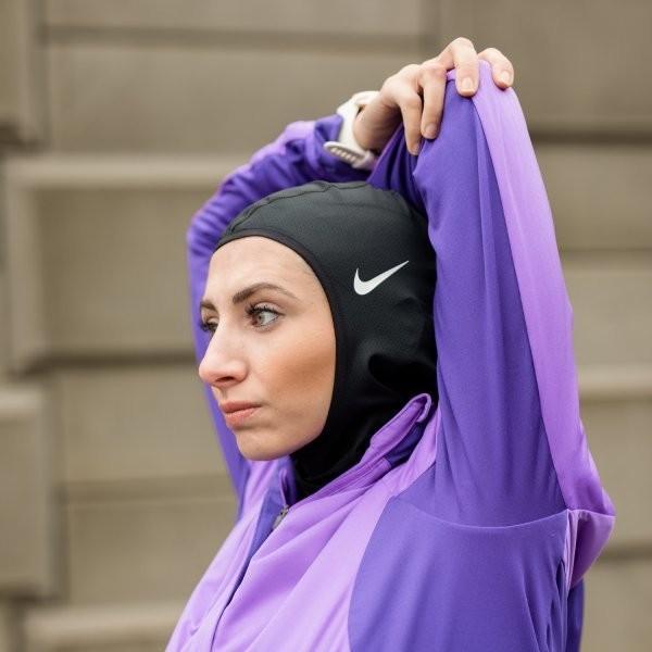 Testing the Nike Pro Hijab