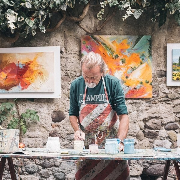 Productivity Lessons from Artists and Entrepreneurs