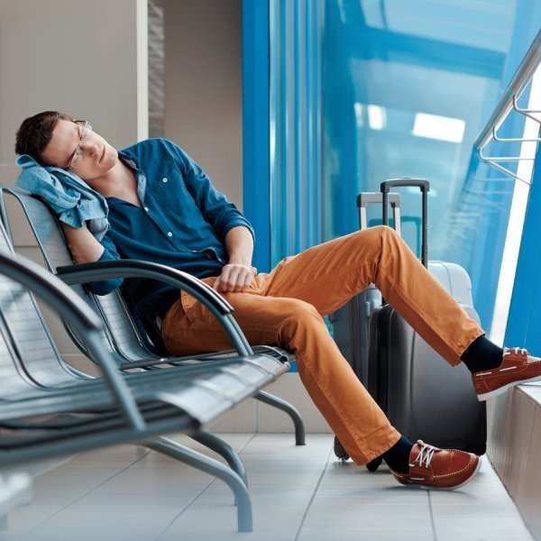 What Are Some Tips to Survive Sleeping in an Airport?