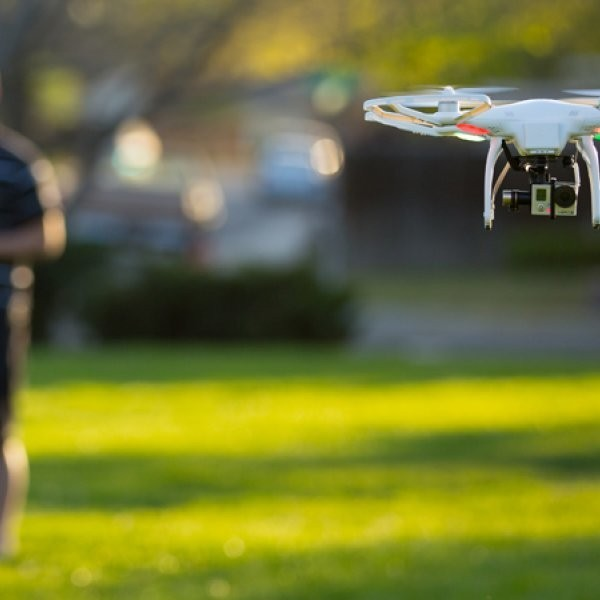 Libraries Admit Defeat, Begin Lending Drones