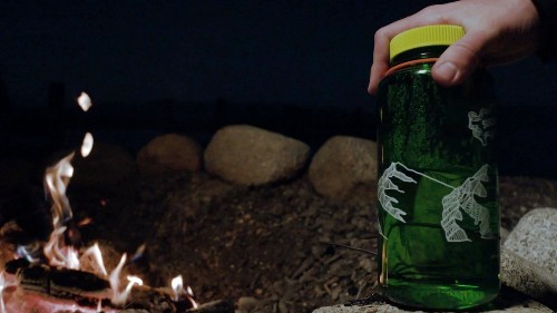 Video: 5 Things to Do With Your Nalgene While Camping