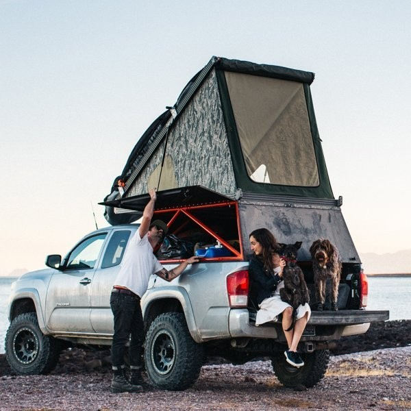 A Better Rooftop Tent That's a Camper, Too