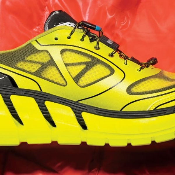 The Clown Shoe That's Changing Minimalist Running