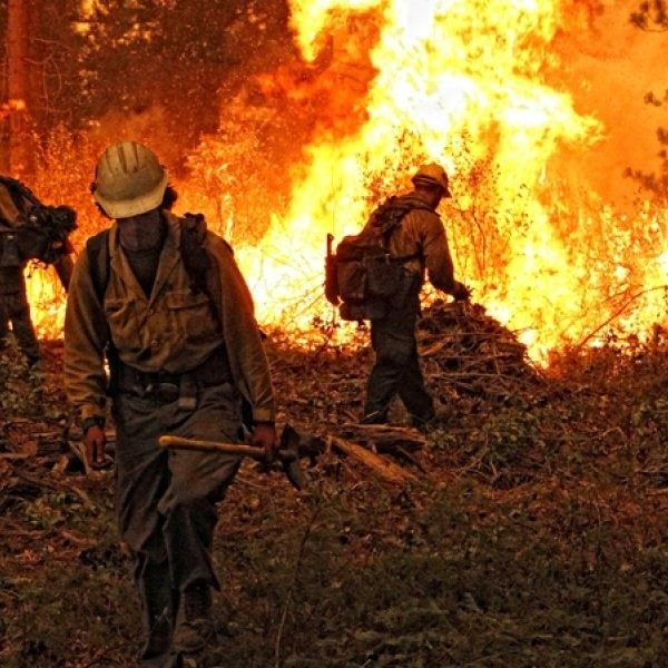 Hunter Charged with Starting Rim Fire
